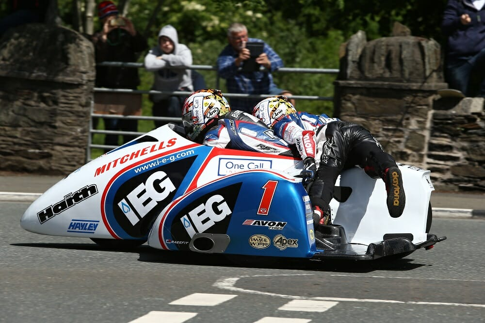 2018 Isle of Man TT Race