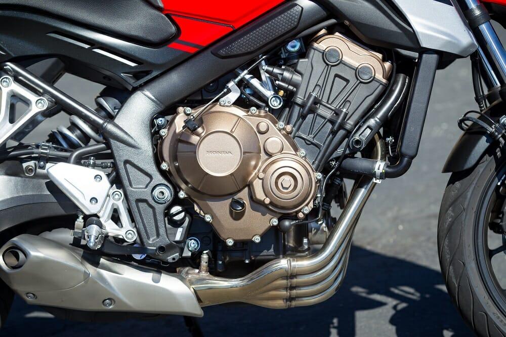 2018 Honda CBR650F and CB650F