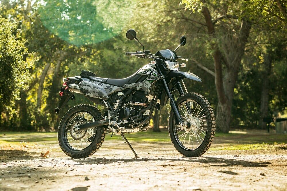 2018 Kawasaki KLX250