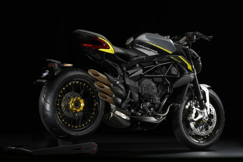 mv agusta shows 2018 dragster 800 rr at eicma cycle news. Black Bedroom Furniture Sets. Home Design Ideas