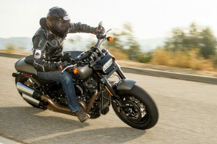 2018 Harley-Davidson Softail Fat Bob 114