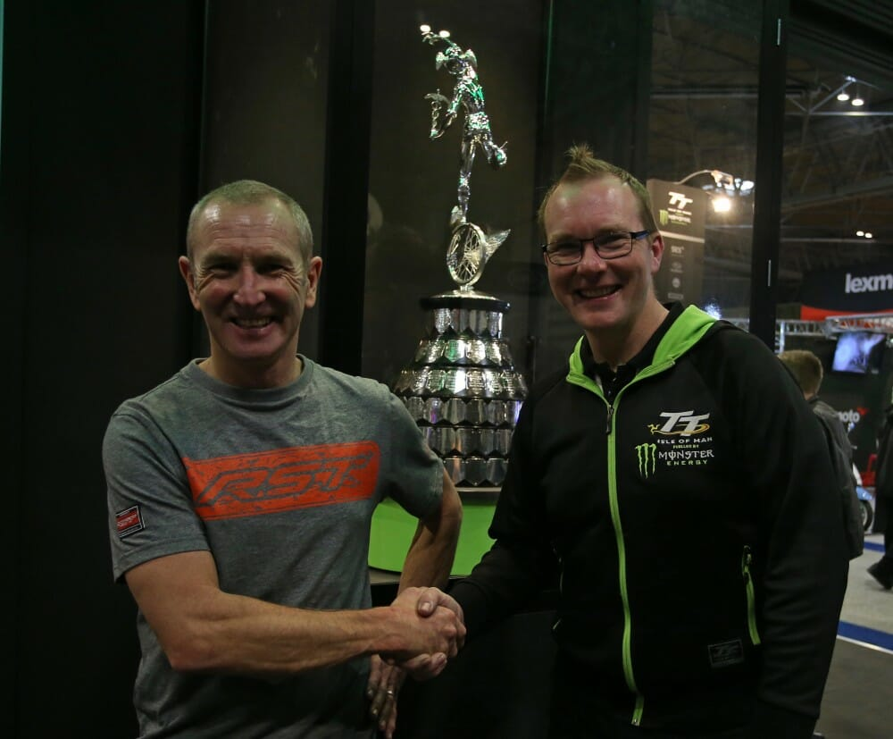 RST Partners with Isle of Man TT Races and Classic TT Races in New Long-Term Sponsorship Deal