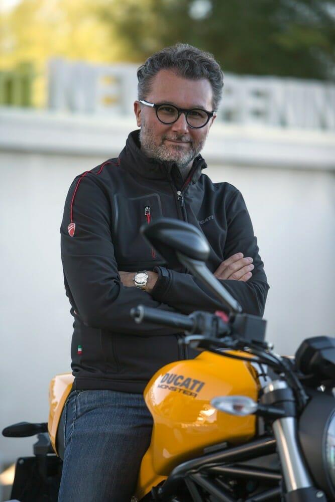 Ducati - Stefano Tarabusi