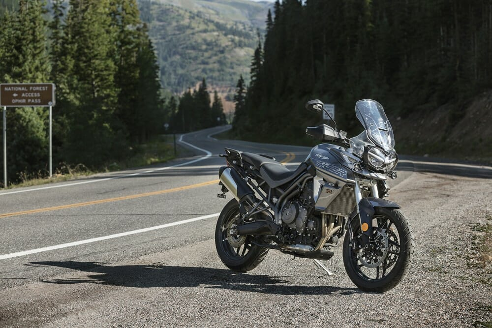 2018 Triumph Tiger 800 Xr And Xc First Look Cycle News