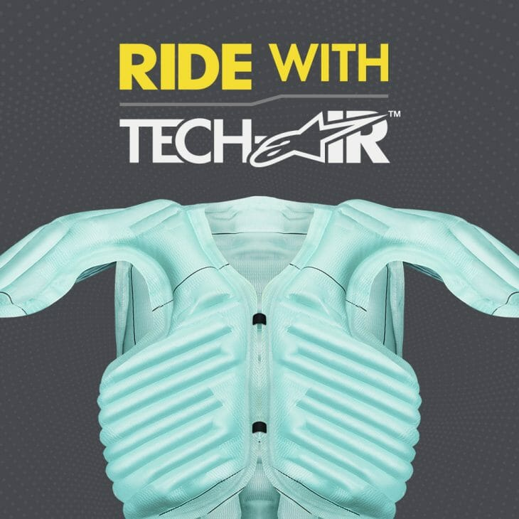 Alpinestars Tech-Air Technology