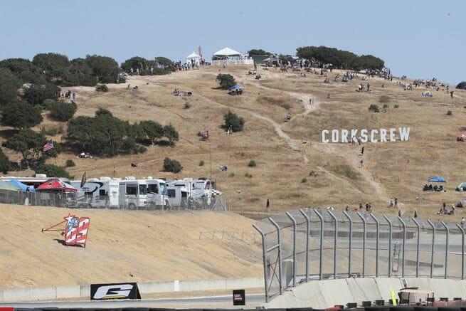 Mazda Raceway Laguna
