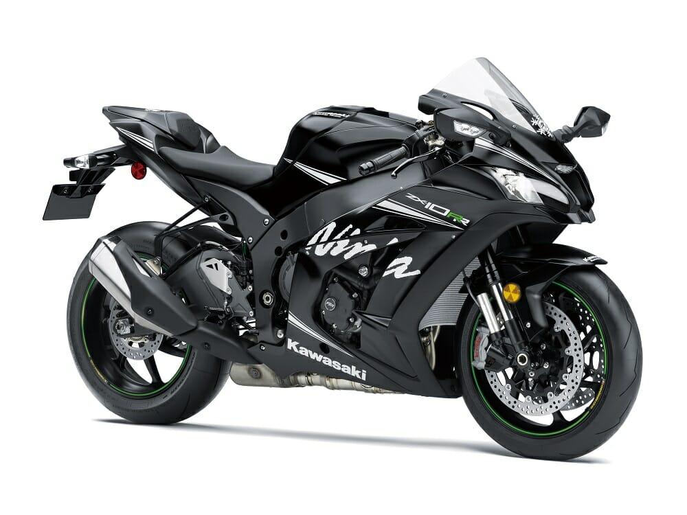 2018 Kawasaki Ninja ZX10RR