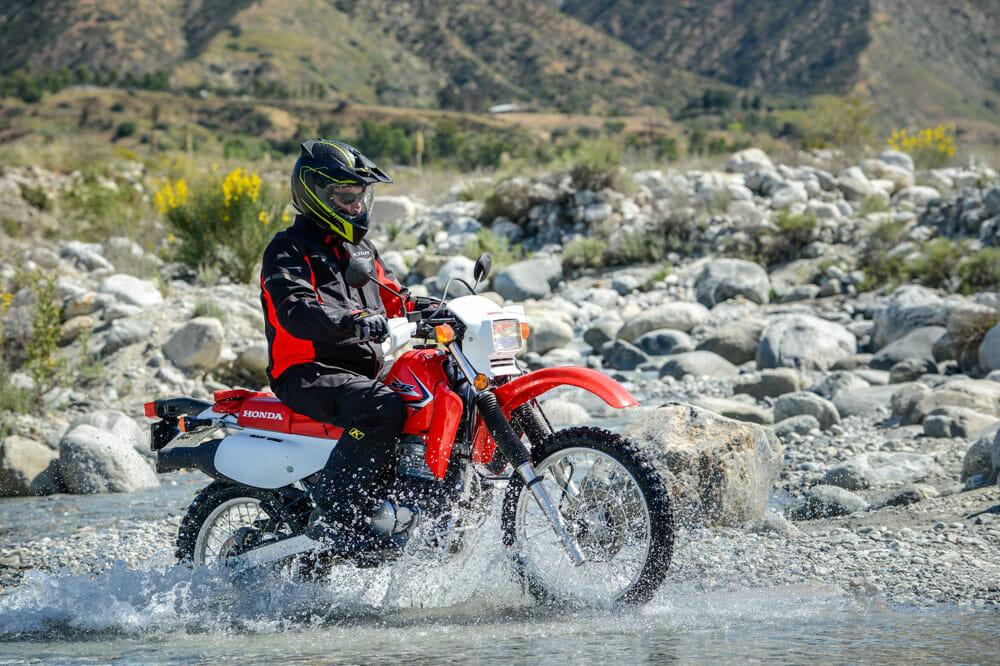 2017 Honda Xr650l Full Test Cycle News