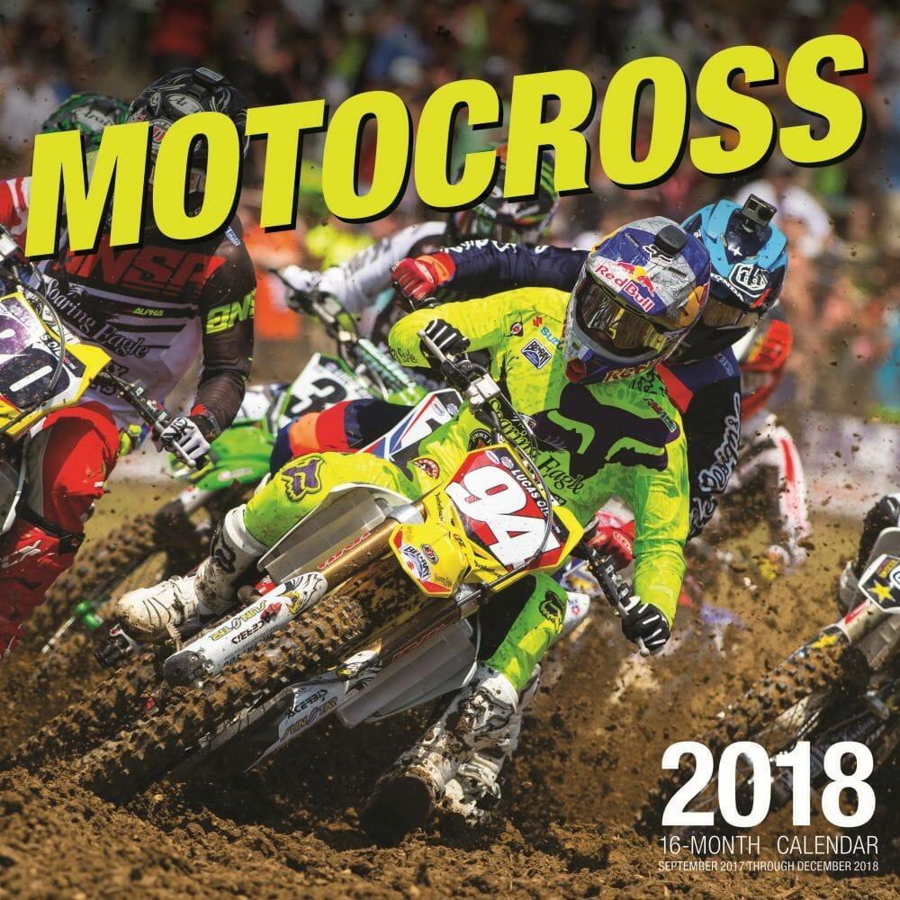 2018 Motocross Calendar
