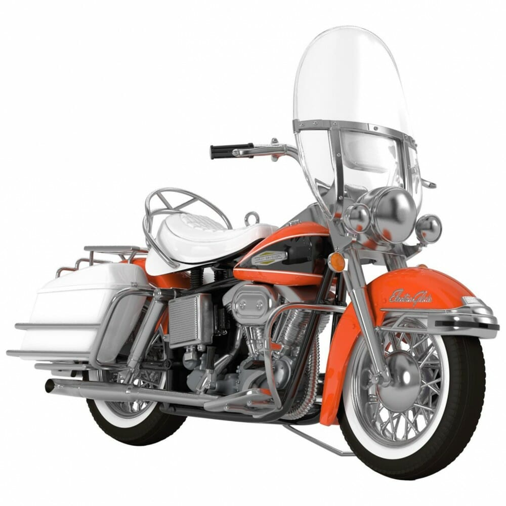 Hallmark Motorcycle Ornaments