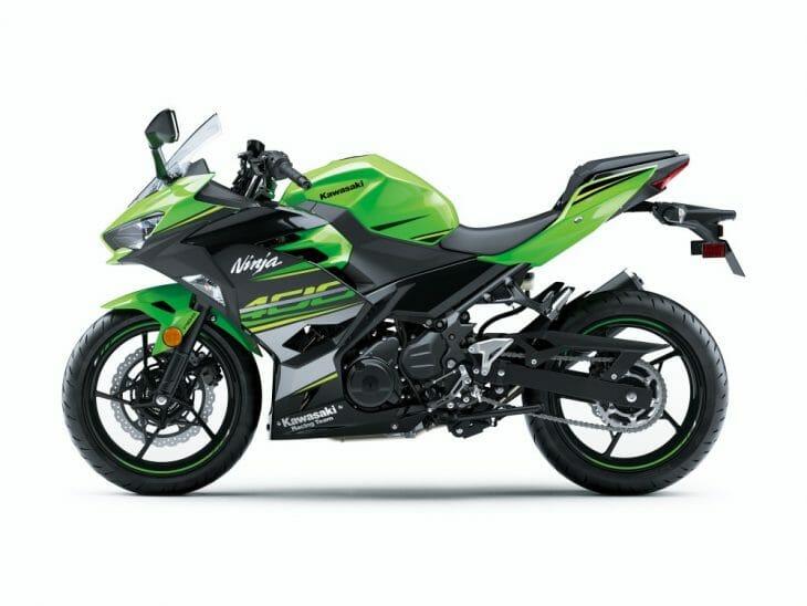 Kawasaki_Ninja_400_show