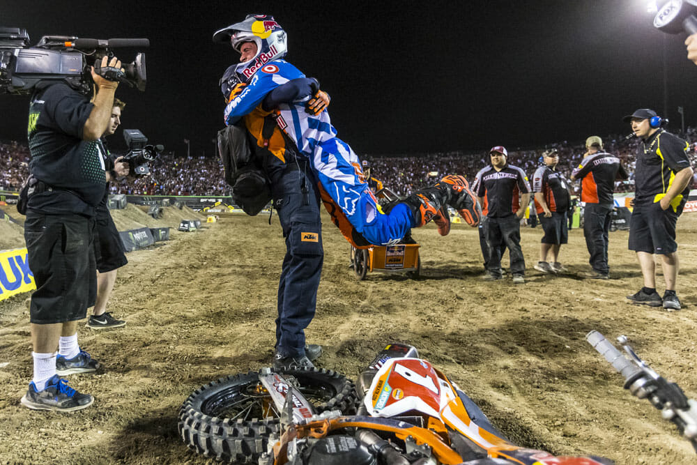 Ryan Dungey | Interview