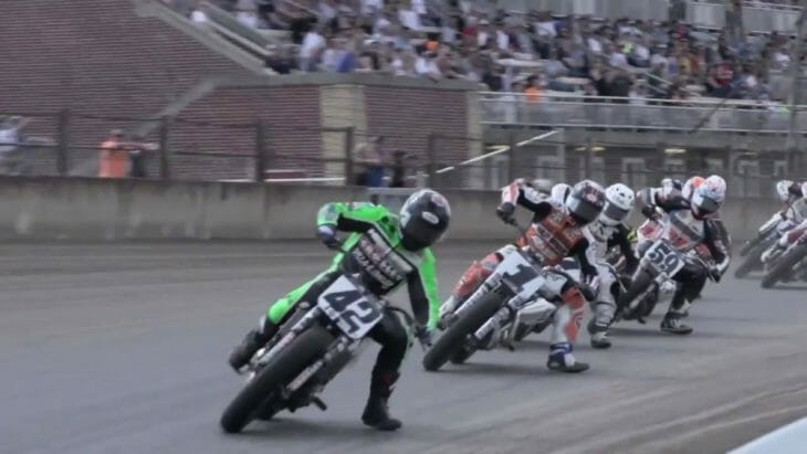 Vance & Hines - American Flat Track