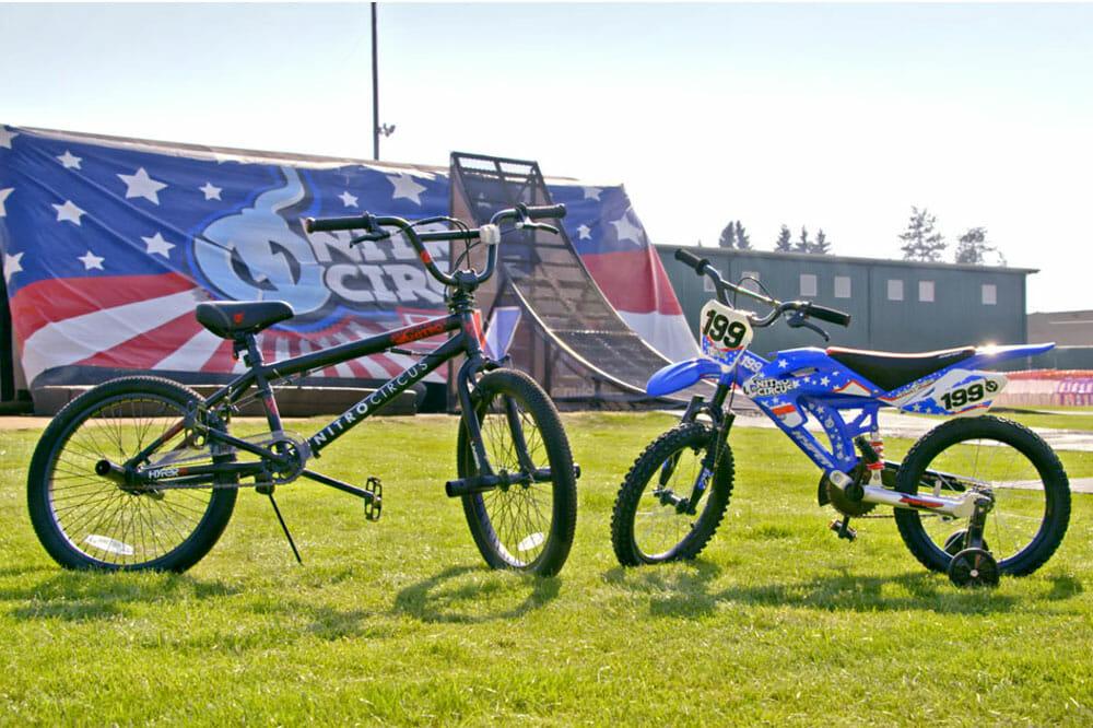 Hyper Signature Nitro Circus BMX Bikes