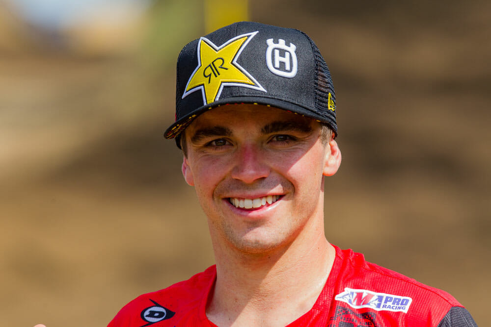 Zach Osborne | 2017 AMA 250cc National MX Champion and AMA 250cc Eastern Regional Supercross Champion