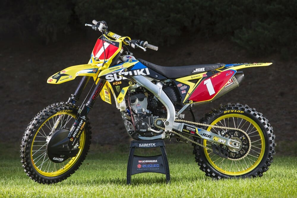 Interview: JGRMX Suzuki's Justin Hill