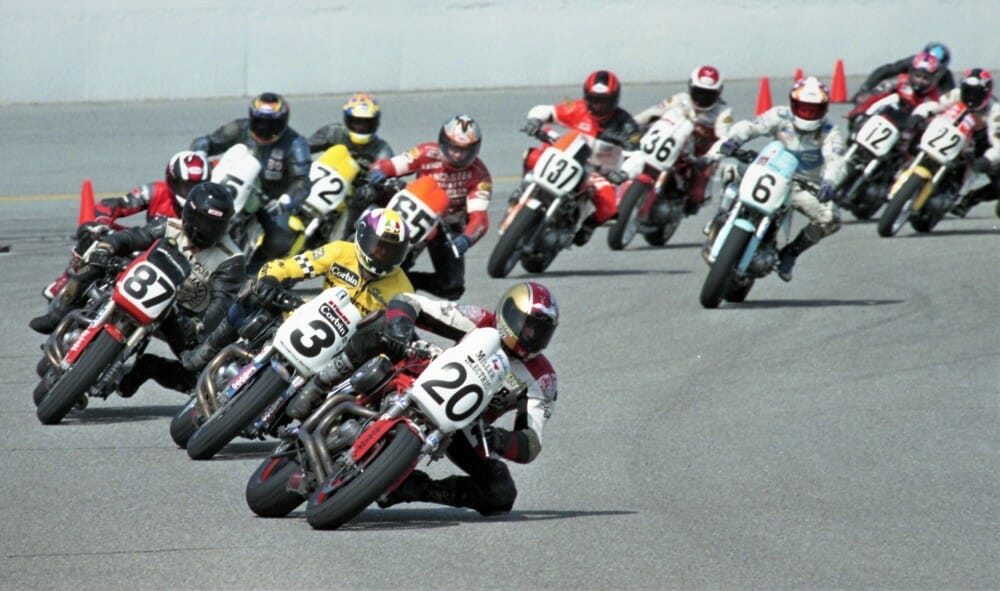 1997 Buell Lightning Series Finale