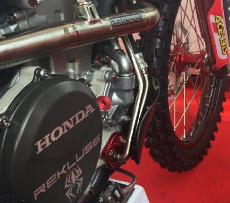 Rekluse 2018 Honda CRF250R Clutch Components