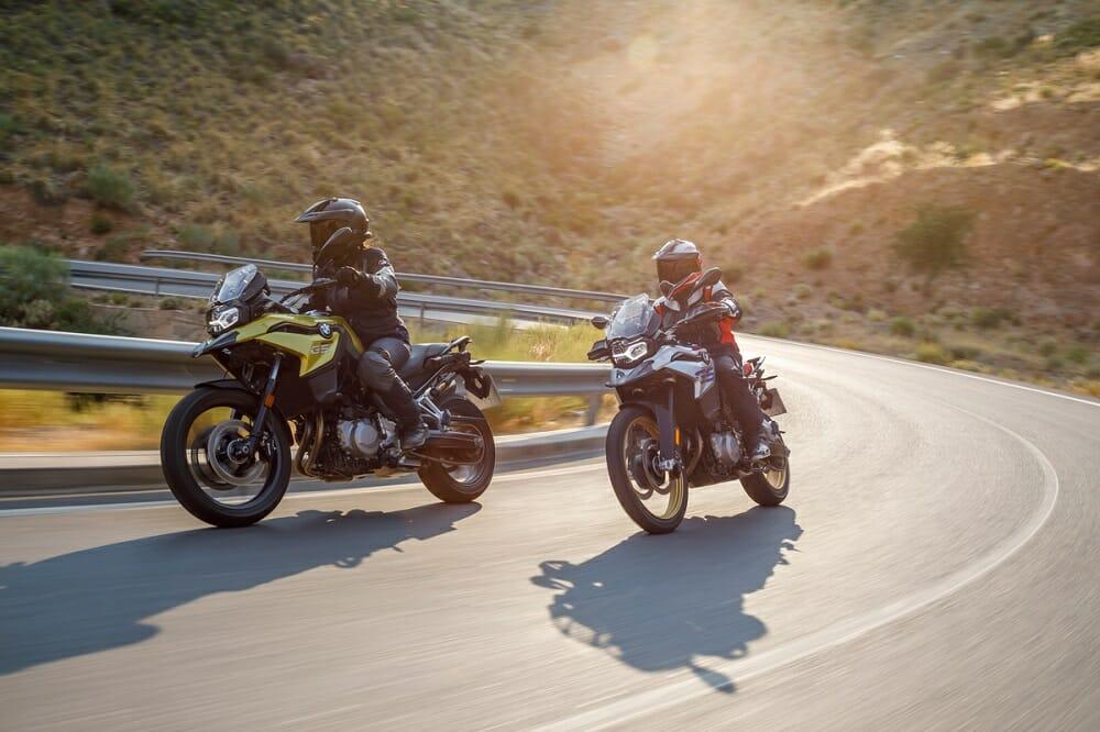 Scottoiler Extends BMW Motorrad Partnership