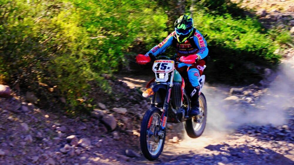 Racing Legends BREMEN-Arredondo-Haines Make History At 50th Anniversary SCORE Baja 1000