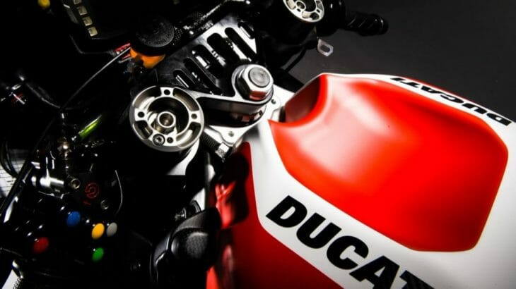 2018 Ducati Team Launch Video