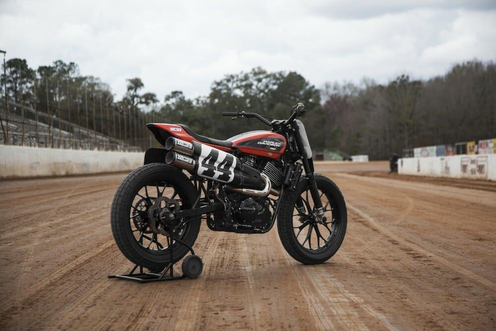 New Ducati Flat Tracker