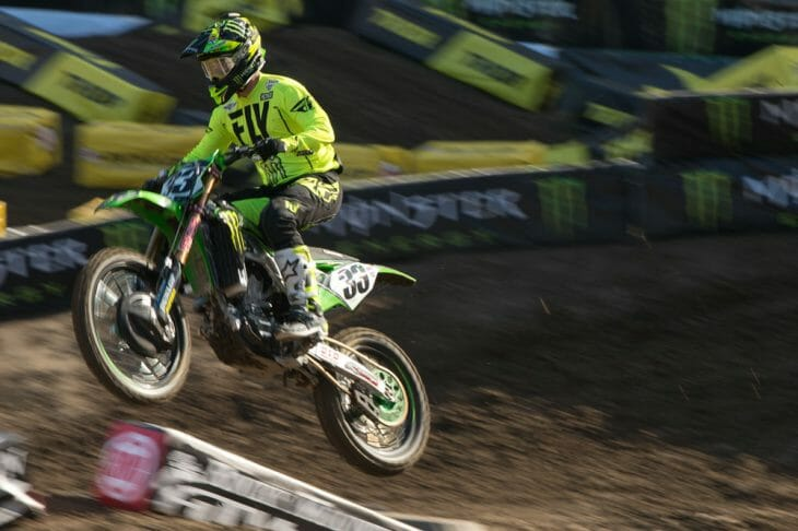 2018 Anaheim 1 SX Press Day Photo Gallery