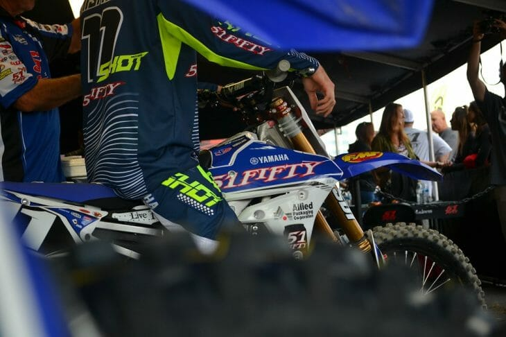 51FIFTY Energy Drink Yamaha Race Team
