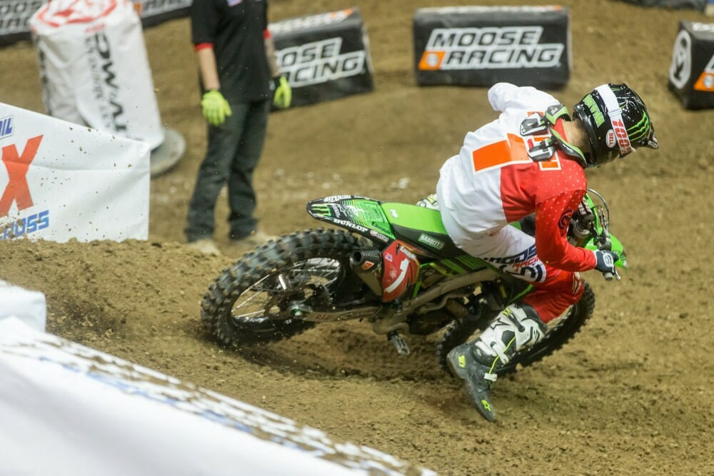 2018 Amsoil Arenacross Ohio Results