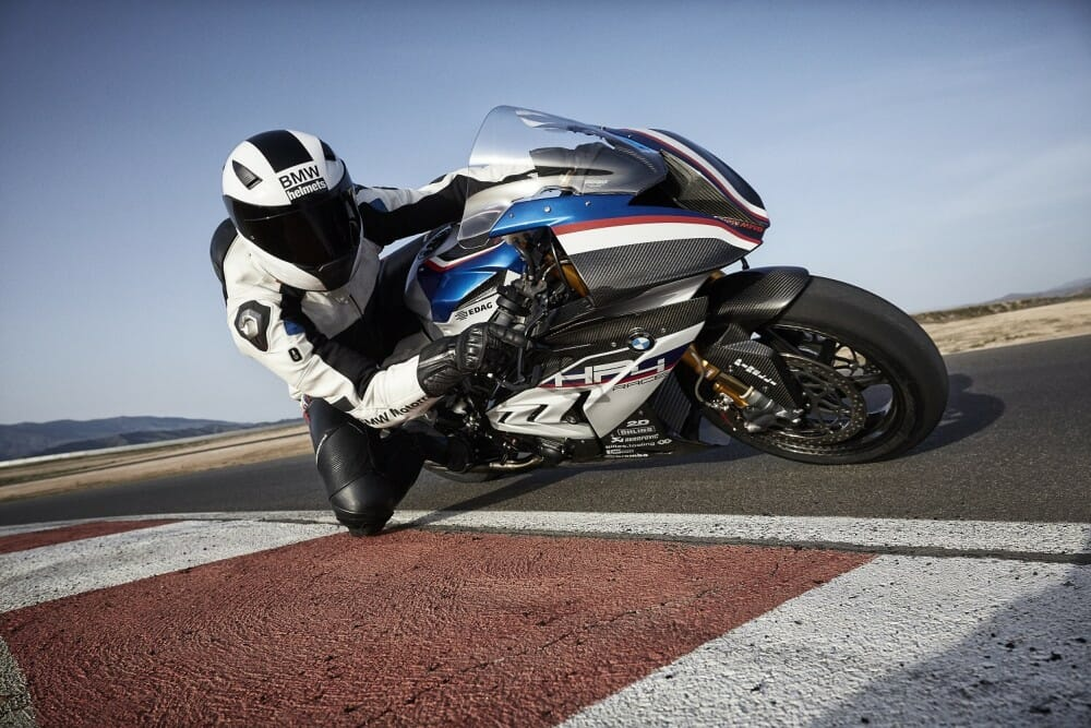 BMW Motorrad USA Announces 2018 Race Contingency Program