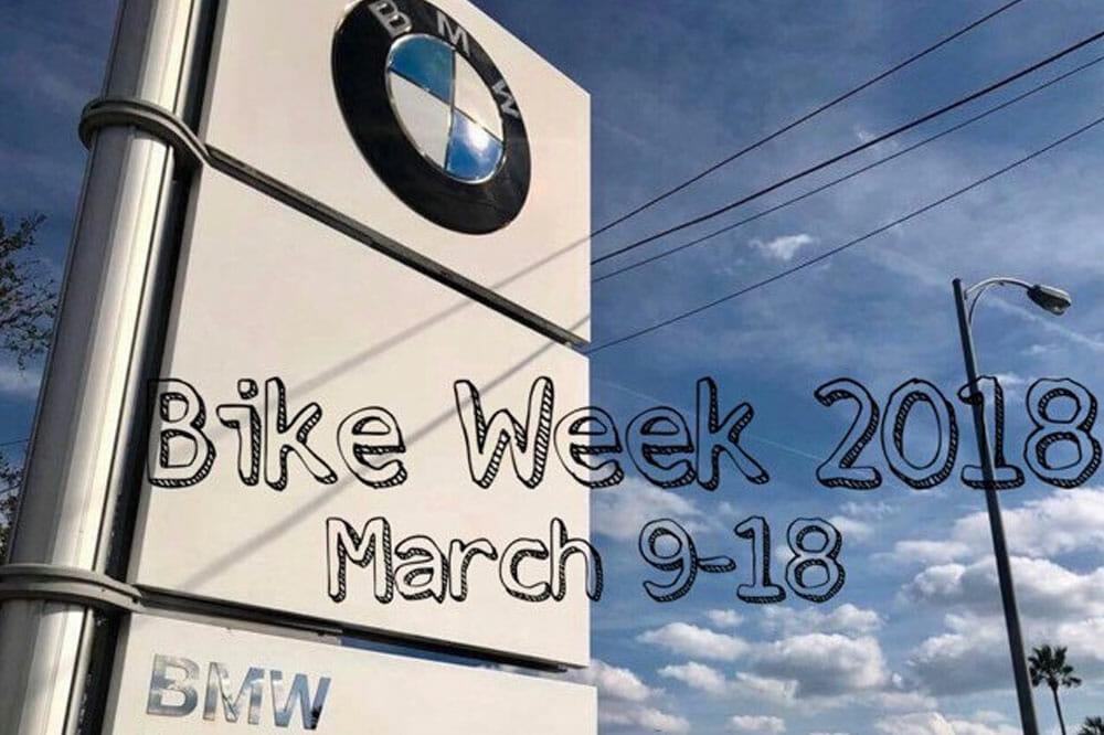 BMW Demo Daytona