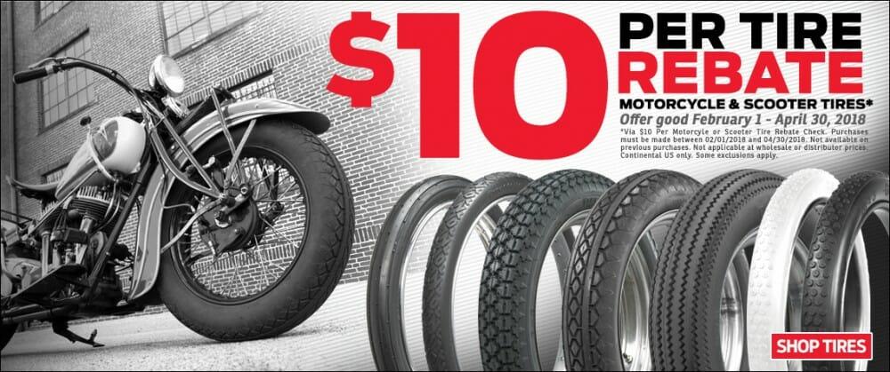 Coker Tire Company Offers Rebate