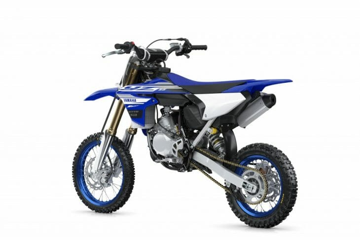 2018 Yamaha YZ65 First Look