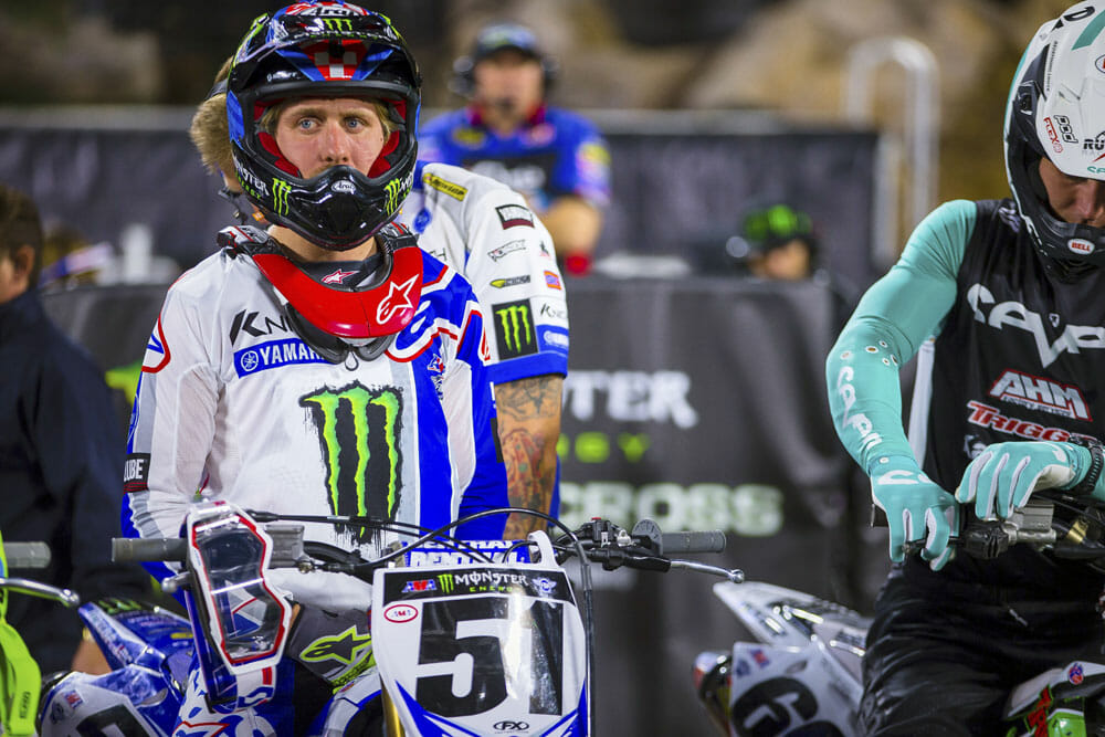 Justin Barcia | INTERVIEW