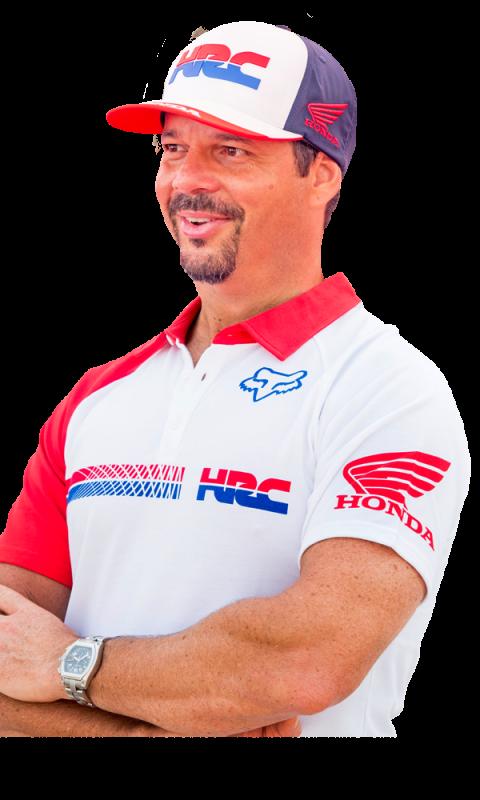 Marcus Pereira de Freitas HRC General Manager - MXGP