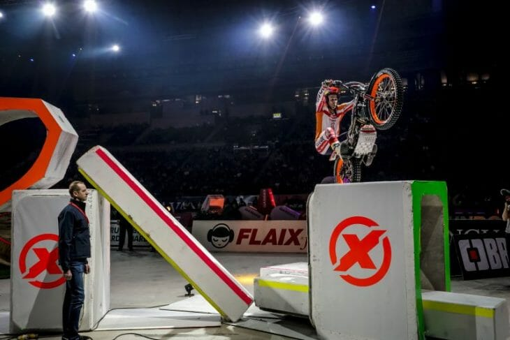 Toni Bou injured in France X-Trial