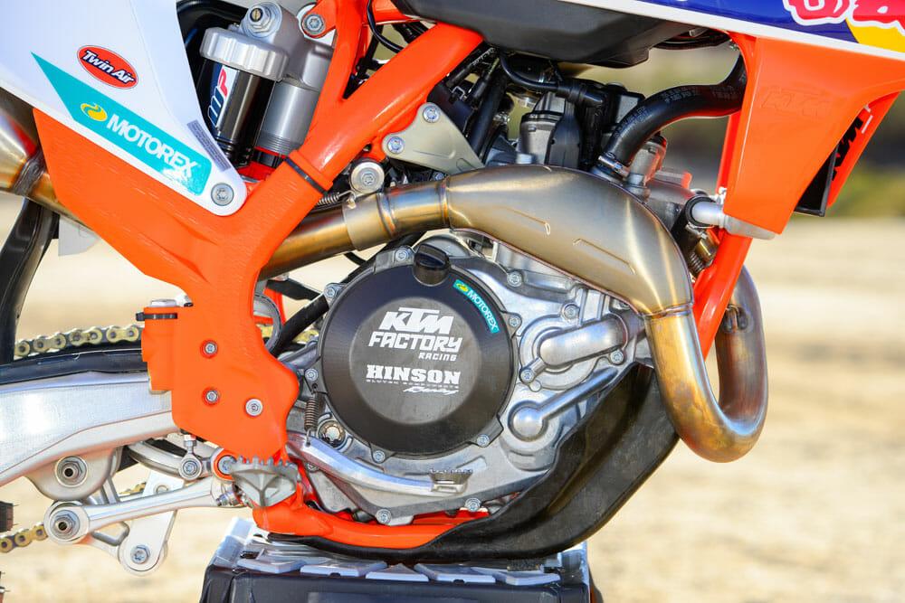 2018 KTM 450 SX-F Factory Edition