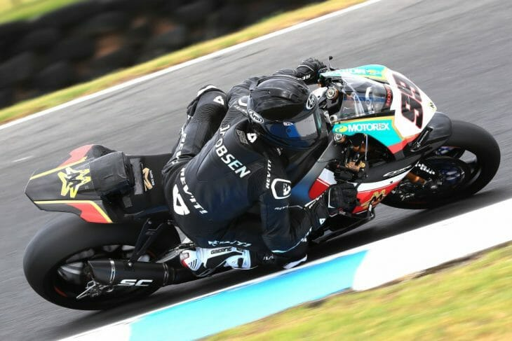 PJ_Jacobsen_WorldSBK_Test_Phillip_Island_2018