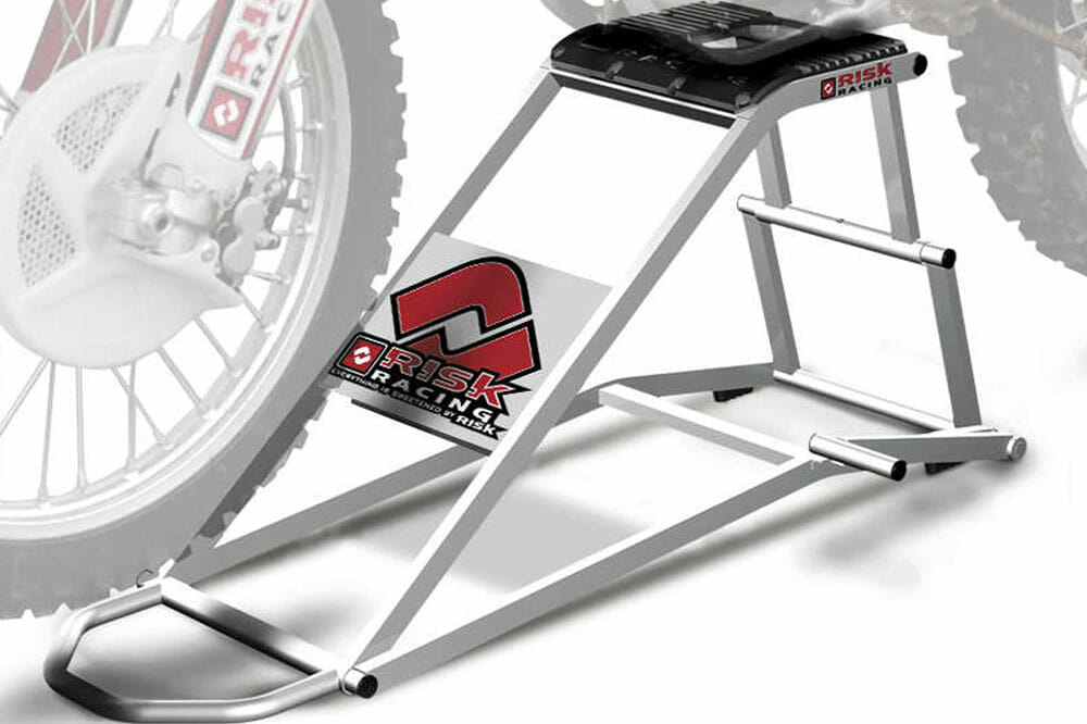 Risk Racing RR1 Ride-On Motocross Lift Stand