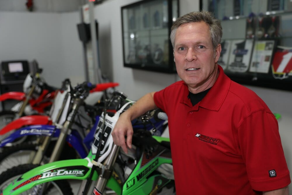 Scott Highland named director of powersports for Race Winning Brands