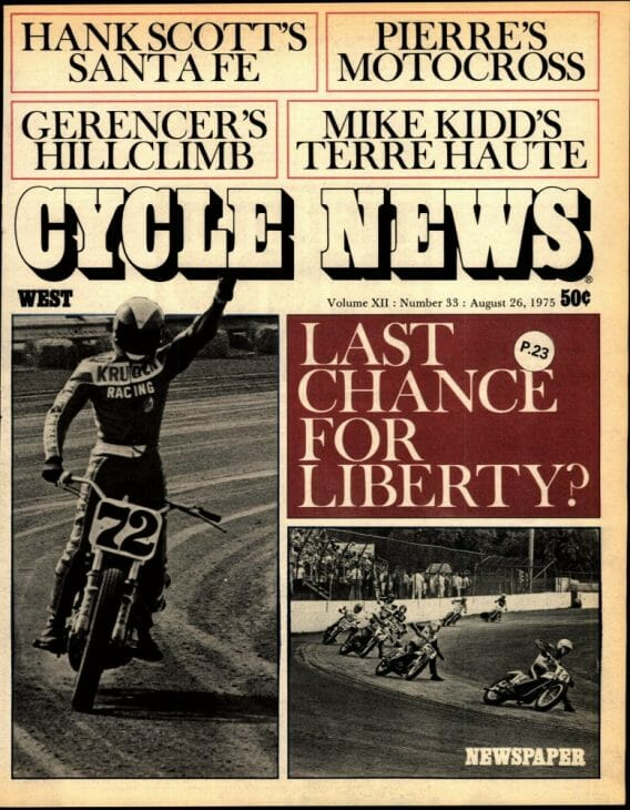 Terre Haute 1975 cover