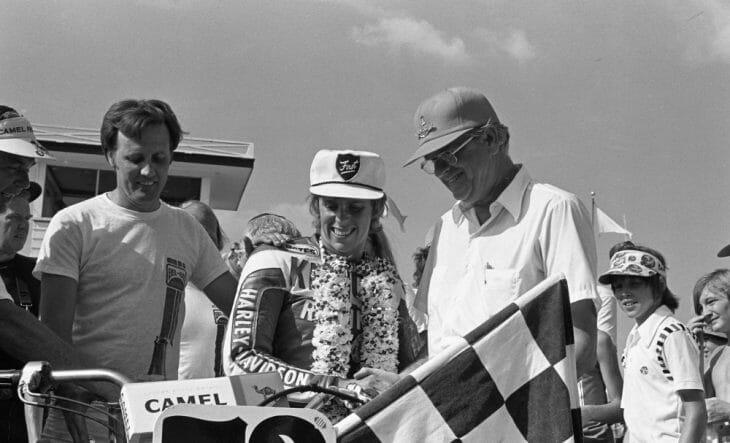 Mike Kidd wins Terre Haute 1975.