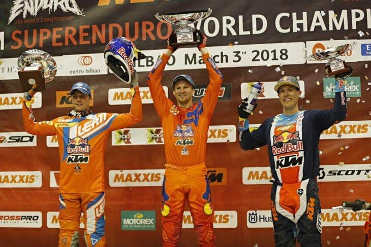 2018 GP Of Euskadi SuperEnduro Results