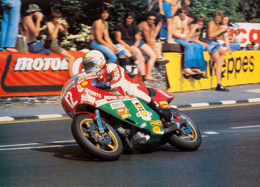 Vee Two Hailwood Ducati