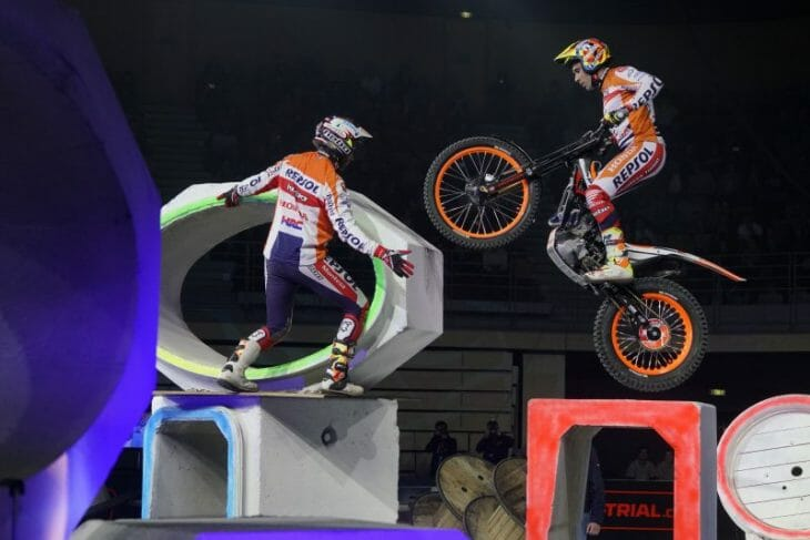 Repsol Honda Team X-Trial Paris Preview