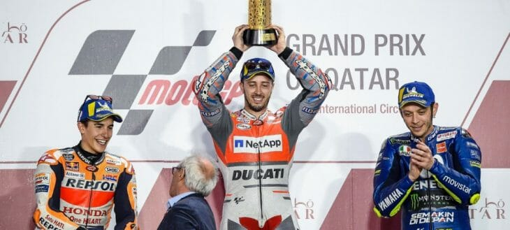 Ducati Partners with NetApp