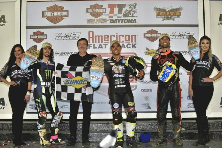 2018 Daytona TT American Flat Track Results 1