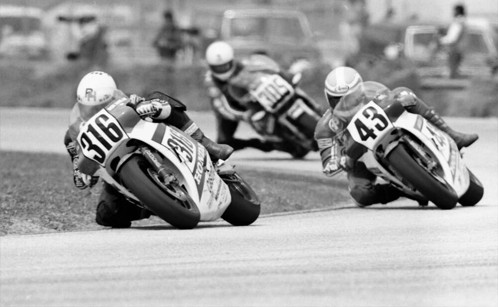 Throwback Thursday: International Battle at Daytona '84