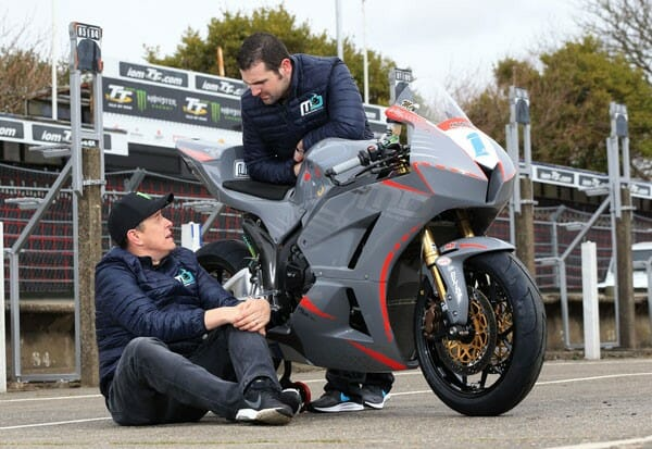 John McGuinness to ride for rival Michael Dunlop's MD Racing team in Supersport TT races