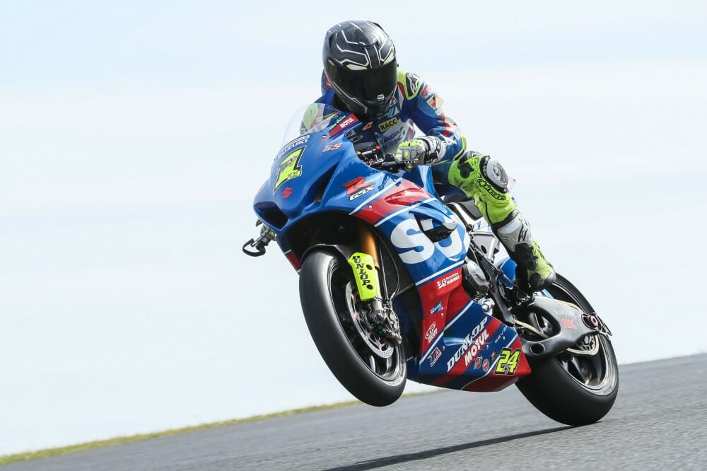 MotoAmerica Teams Set For Dunlop Preseason Test